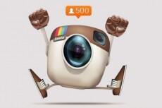 Продвижение Вашего Instagram аккаунта, через Платный сервис раскрутки 12 - kwork.ru