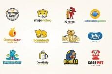 Создаю логотипы для Вашего бизнеса 27 - kwork.ru
