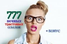 12 вечных ссылок с трастовых сайтов женской тематики 21 - kwork.ru