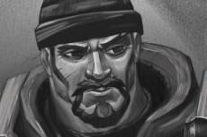 Нарисую CG портрет 14 - kwork.ru
