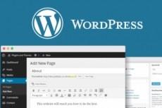 Программирование для CMS Wordpress 21 - kwork.ru