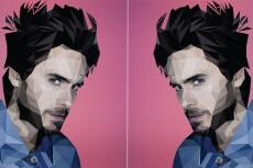 Нарисую портрет в стиле Black & White 7 - kwork.ru