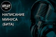 Сделаю рэп минус через фл студио 18 - kwork.ru