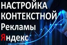 Рекламная кампания в РСЯ Яндекс. Директ на 50 ключей + ведение 30 дней 8 - kwork.ru