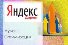 Аудит и оптимизация рекламных кампаний в Яндекс Директ 13 - kwork.ru