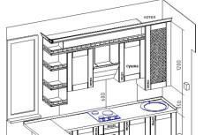 подготовлю пакет документов для производства корпусной мебели 3 - kwork.ru