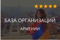 База предприятий и организаций Екатеринбург 7 - kwork.ru