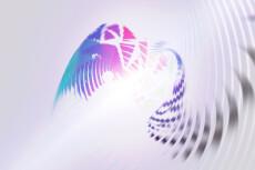 Создам стильную анимацию лого 43 - kwork.ru