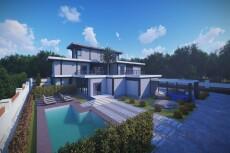 Экстерьеры. 3д модели домов 17 - kwork.ru