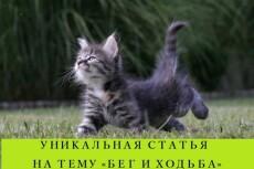 Статья на тему «Как спать, чтобы высыпаться» 4 - kwork.ru