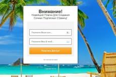 продам плагин для создания страниц захвата в Wordpress 5 - kwork.ru