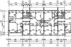 Выполню строительный чертеж в AutoCad со скана или фотографии 4 - kwork.ru