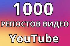 25 вечных ссылок с сервиса YouTube по тематике сайта 6 - kwork.ru