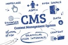 Установка CMS 22 - kwork.ru