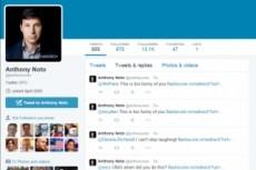 1700 подписчиков в ваш аккаунт Twitter 22 - kwork.ru