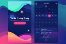 Создам дизайн для мобильного приложения 22 - kwork.ru