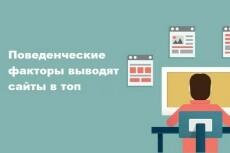 Продвижение поведенческими факторами 20 - kwork.ru