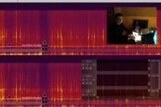 Обработка аудио, импорт звуковой дорожки из видео 12 - kwork.ru