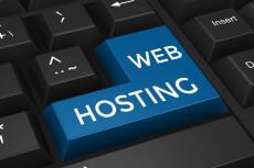 Регистрация домена и выбор хостинга 21 - kwork.ru