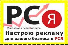Настрою рекламную кампанию в Яндекс.Директ 17 - kwork.ru