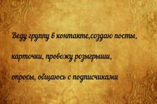 Настройка таргета в ВК и подбор ЦА 15 - kwork.ru