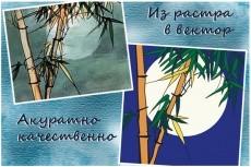 Отрисую в векторе 13 - kwork.ru
