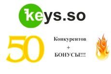 настрою Google Analytics с целями конверсий 8 - kwork.ru