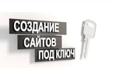 Создание Landing Page на Wordpress по ключ с уникальным дизайном 9 - kwork.ru