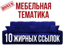 Вечная ссылка на трастовом новостном ресурсе с ИКС 1700 22 - kwork.ru
