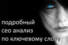 Отчет по дизайну, юзабилити, эргономике сайта 17 - kwork.ru