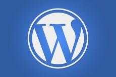 Установлю и настрою Wordpress на хостинг 14 - kwork.ru