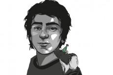 Нарисую портрет в векторе 21 - kwork.ru