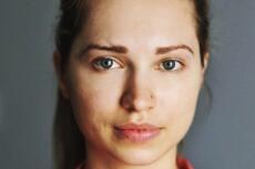 Сделаю портретную профессиональную ретушь 16 - kwork.ru
