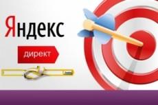 Профессиональная настройка Яндекс.Директ + 1 неделя ведения бесплатно 21 - kwork.ru