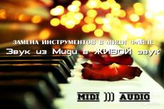 Профессионально запишу партии Электро и Акустических гитар 29 - kwork.ru