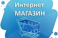 Создам интернет-магазин под ключ на системе Opencart 17 - kwork.ru