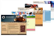 Создание сайтов на конструкторе сайтов wix, tilda, nethouse 102 - kwork.ru