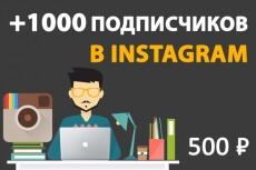 Соберу базу ЦА для продвижения по ней в Instagram 14 - kwork.ru