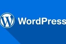 Установка шаблона WordPress 9 - kwork.ru