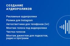 Запись персонального будильника для телефона 9 - kwork.ru