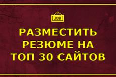 Подберу нишу для информационного или новостного интернет-ресурса 15 - kwork.ru