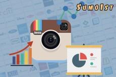 1000 подписчиков в ваш аккаунт инстаграм instagram 14 - kwork.ru