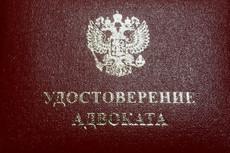 Проконсультирую по юридическим вопросам 28 - kwork.ru
