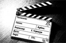 Сценарий рекламного ролика 16 - kwork.ru