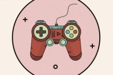 Сделаю рисунок , переведу рисунок в графику,придумаю логотип 11 - kwork.ru