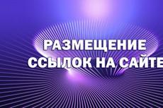 Напишу и размещу статьи с вечными ссылками на сайте женской тематики 2 - kwork.ru