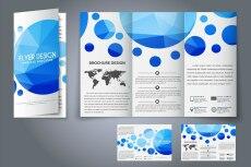 Дизайн- макет буклета, концепция 13 - kwork.ru
