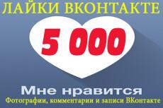 555 подписчиков на паблик, группу Вконтакте 14 - kwork.ru