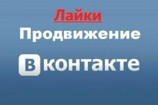 Проведу для вас конкурс в группе социальной сети вконтакте 13 - kwork.ru
