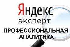 Профессиональная реклама в Я.Директ с CTR от 10.Поиск,РСЯ, Ретаргетинг 26 - kwork.ru
